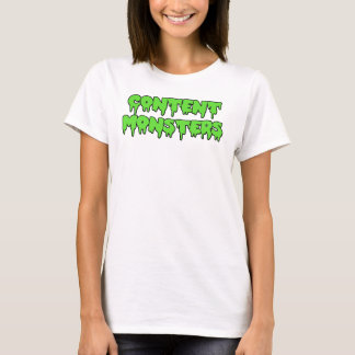 CONTENT MONSTER  SPAGHETTI CLASSIC T-Shirt