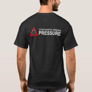 CONTENTS UNDER PRESSURE AD T-Shirt