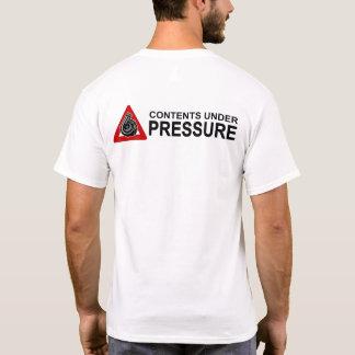 CONTENTS UNDER PRESSURE AL T-Shirt