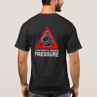 CONTENTS UNDER PRESSURE BD T-Shirt