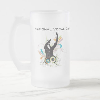 Contest SALE items! Frosted Glass Mug