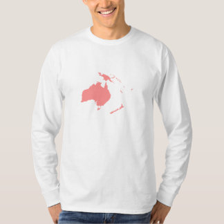 Continent of Australia T-Shirt