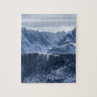 Continental Divide CO Rocky Mountains National Par Jigsaw Puzzle