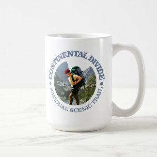 Continental Divide Trail (Hiker C) Coffee Mug