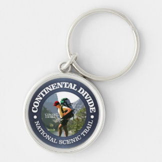 Continental Divide Trail (Hiker C) Key Ring