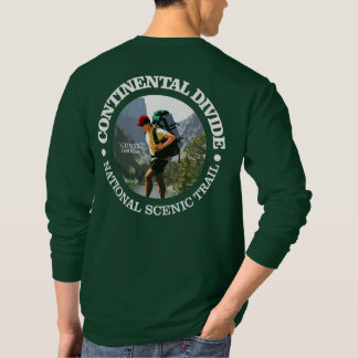 Continental Divide Trail (Hiker C) T-Shirt