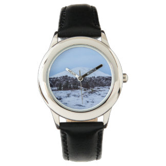 Continental plates in Iceland Wrist Watches