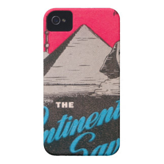 Continental Savoy Cairo Egypt iPhone 4 Case-Mate Case