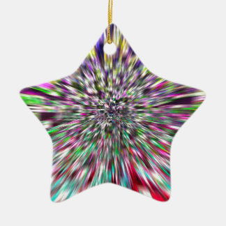Continue to Look Deeper Ceramic Star Decoration