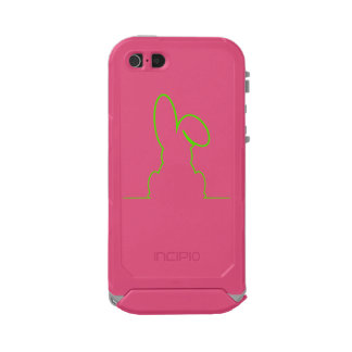 Contour of a hare light green incipio ATLAS ID™ iPhone 5 case