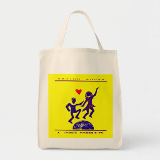 Contra Dance Gifts Canvas Bags