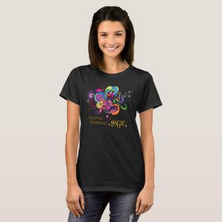 Contra Dancing is Magic T-Shirt