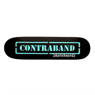 Contraband Skateboards-Team Deck 2 Skate Boards