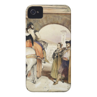 Contrabandistas, from 'Sketches of Spain', engrave iPhone 4 Case-Mate Cases