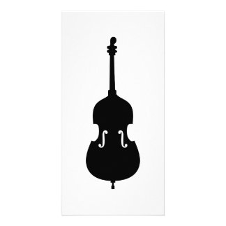 Contrabass Picture Card