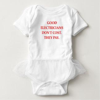CONTRACTOR BABY BODYSUIT