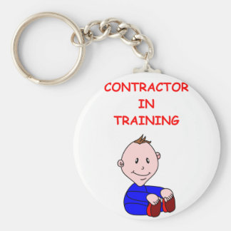 CONTRACTOR KEY CHAIN