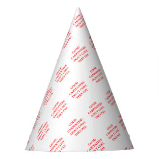CONTRACTOR PARTY HAT