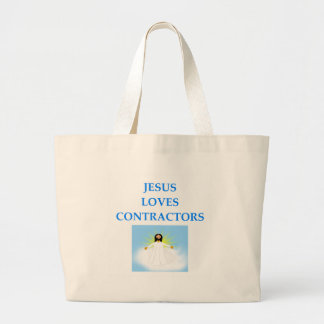 CONTRACTORS LARGE TOTE BAG