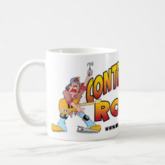 Contractors Rock Coffee Mug