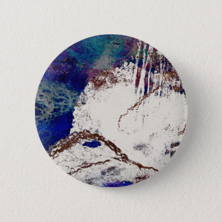 Contradictions Abstract 6 Cm Round Badge
