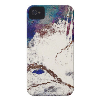 Contradictions Abstract iPhone 4 Case-Mate Cases