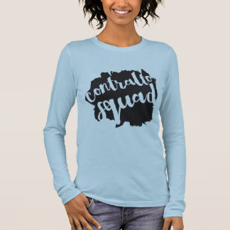 contralto squad long sleeve T-Shirt