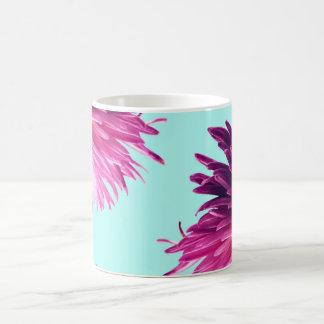Contrast Floral classic mug
