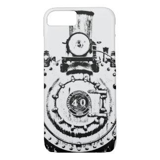 Contrast Train iPhone 8/7 Case