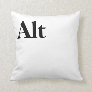 Control Alt Delete Ctrl Alt Del Throw Pillow