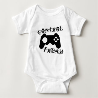 Control Freak Baby Bodysuit