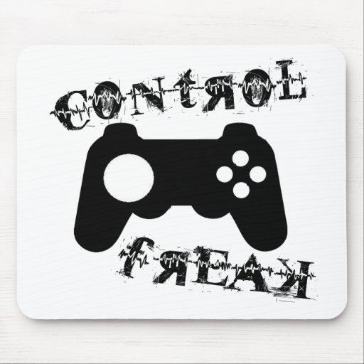 Control Freak Mouse Pads