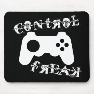 Control Freak Mouse Pad