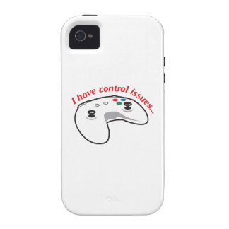 CONTROL ISSUES iPhone 4/4S CASE