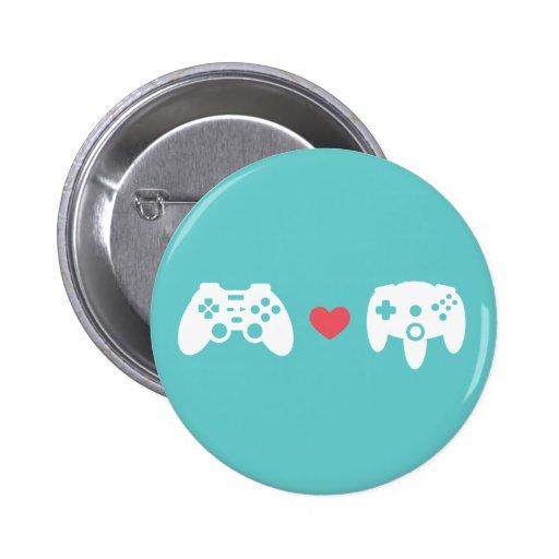 Controller Love Button