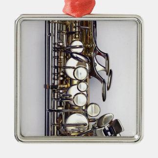 Controls of Saxophone Metal Ornament
