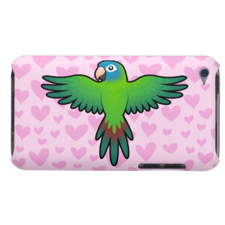 Conure / Lorikeet / Parrot Love Barely There iPod Case