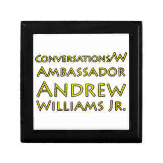 Conversations w/Ambassador Andrew Williams Jr. Gift Box