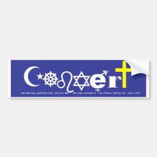 Convert Bumper Sticker