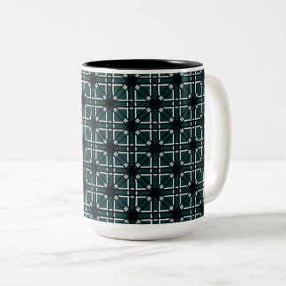 Convert to the Dark Roast Two-Tone Coffee Mug