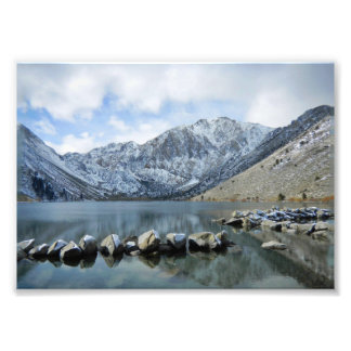 CONVICT LAKE IN CALIFORNIA PHOTO PRINT