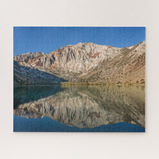 Convict Lake with Reflection Jigsaw Puzzle