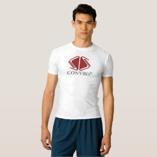 Convro Mens' Compression T-Shirt