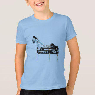 Coober Pedy, Opal Capital of the World T-Shirt