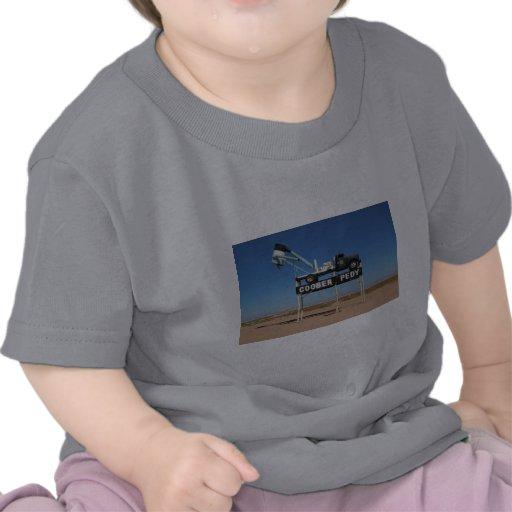 Coober Pedy Outback Australia Souvenir Photo Tshirt