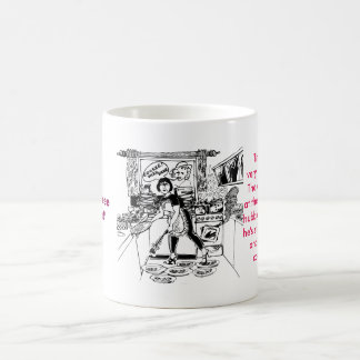 Cooeee we're here - Marriage Mug