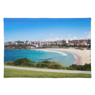 Coogee beach, Sydney, Australia Placemat