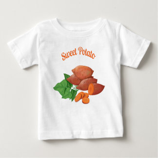 Cook a Sweet Potato Day - Appreciation Day Baby T-Shirt