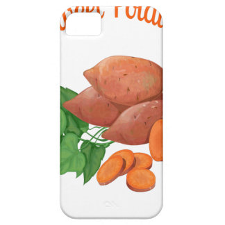 Cook a Sweet Potato Day - Appreciation Day iPhone 5 Cases
