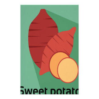 Cook a Sweet Potato Day - Appreciation Day Personalized Stationery